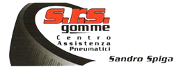 SRS Gomme Logo